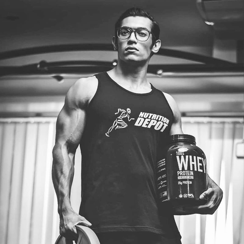 Whey Labs 100% Whey Protein 5 lbs- Chocoalte Melt เวย์โปรตีนเสริมสร้างกล้ามเนื้อ