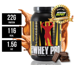 Universal Ultra Whey Pro Chocolate 2lbs