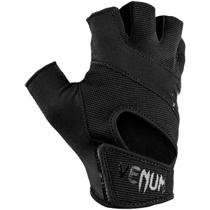 VENUM HYPERLIFT TRAINING GLOVES - BLACK S/M