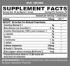 Nutrex Outlift Clinical Edge 20Servings - Fruit Punch