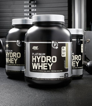 ON Platinum Hydrowhey Chocolate 3.5lbs