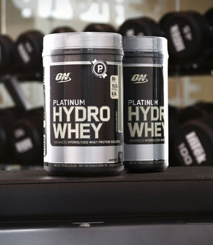 ON Platinum Hydrowhey 1.75lbs - Turbo Chocolate