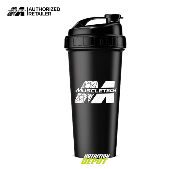 New Muscletech Black Shaker