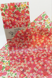 Beeswax Wraps Essential Hex & Rectangle - Set of 2