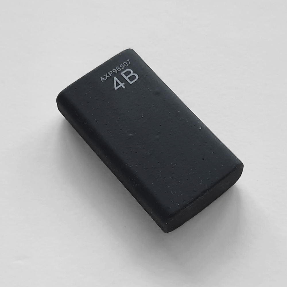 KaRiniTi Studio Soft Eraser Black