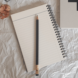 Spiral Notebook - Plus Minus