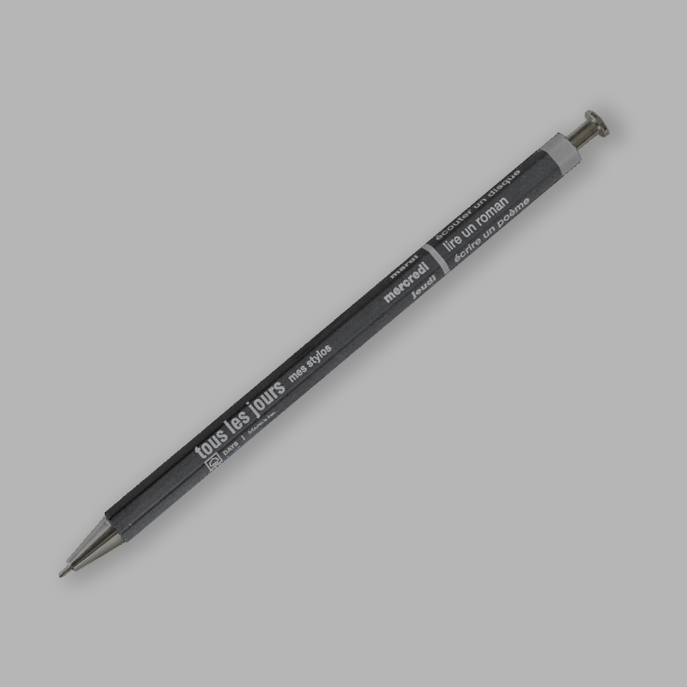 Marks' DAYS pen - Black