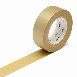 "Masking Tape - gold ""Washi"" - KaRiniTi"