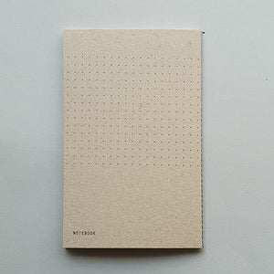 Notebook - Gray - KaRiniTi