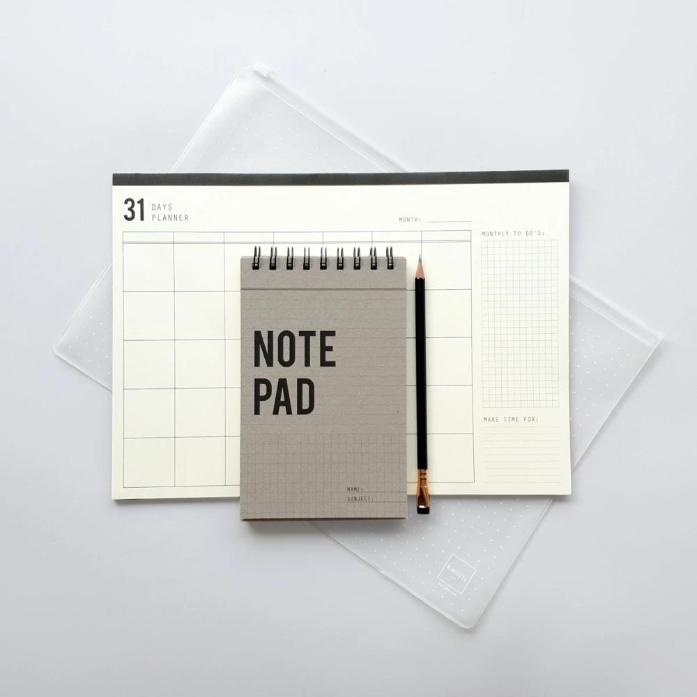 The Productive Monthly Plan Gift Set - KaRiniTi