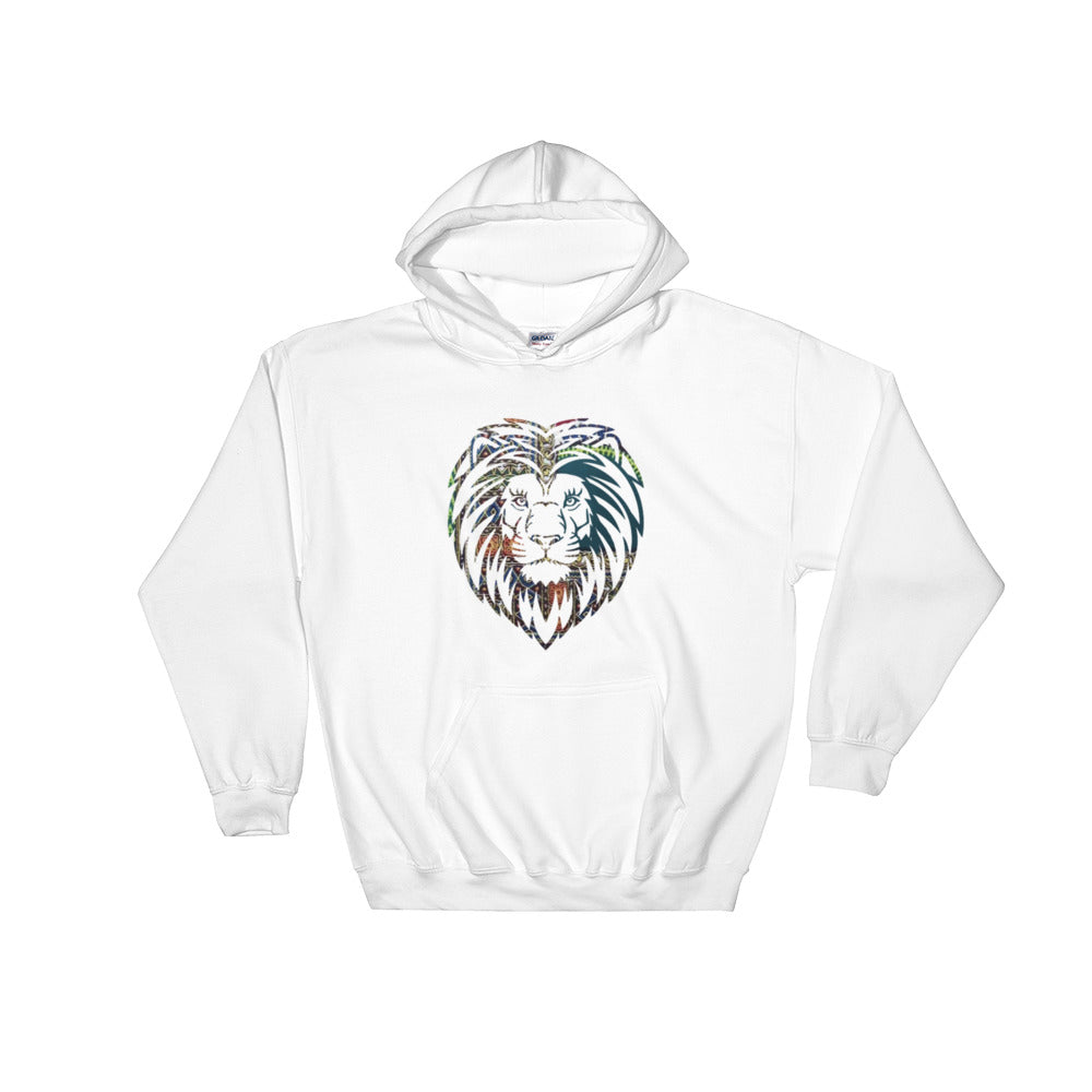 Ayidan Collections Lion Hooded Sweatshirt