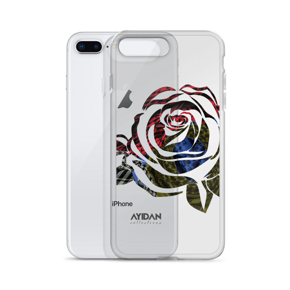 Ayidan Collections Rose iPhone Case