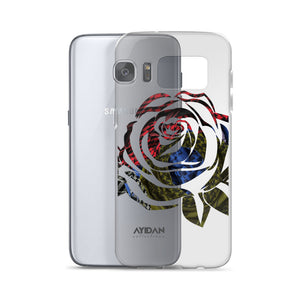 Ayidan Collections Rose Samsung Case