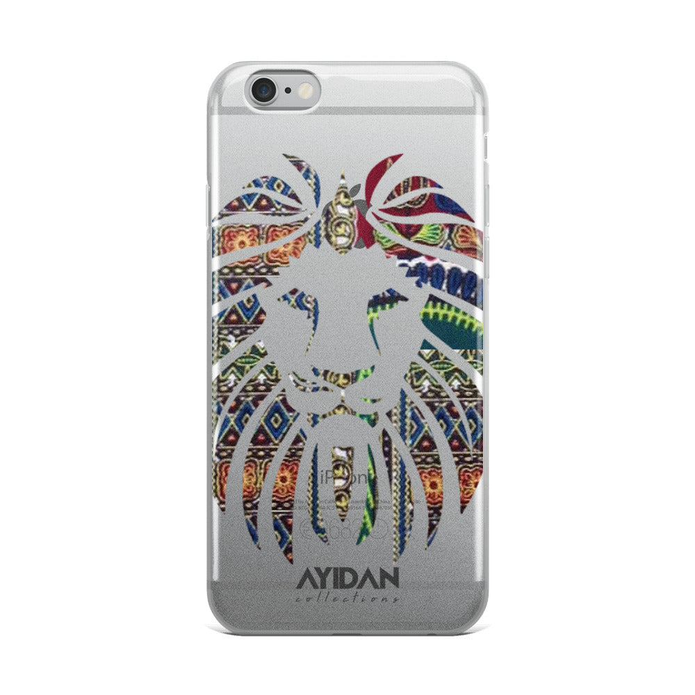 Ayidan Collections Lion iPhone Case