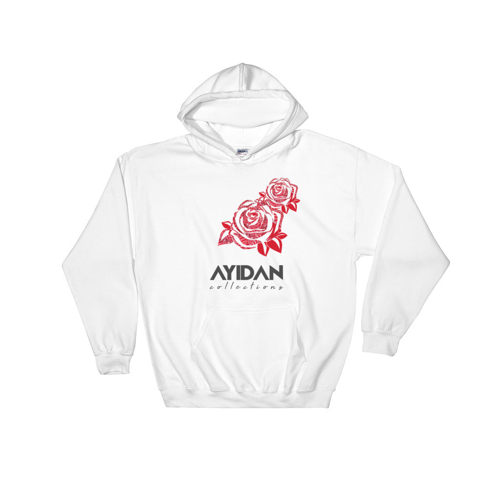 Ayidan Collections Rose Hooded Sweatshirt