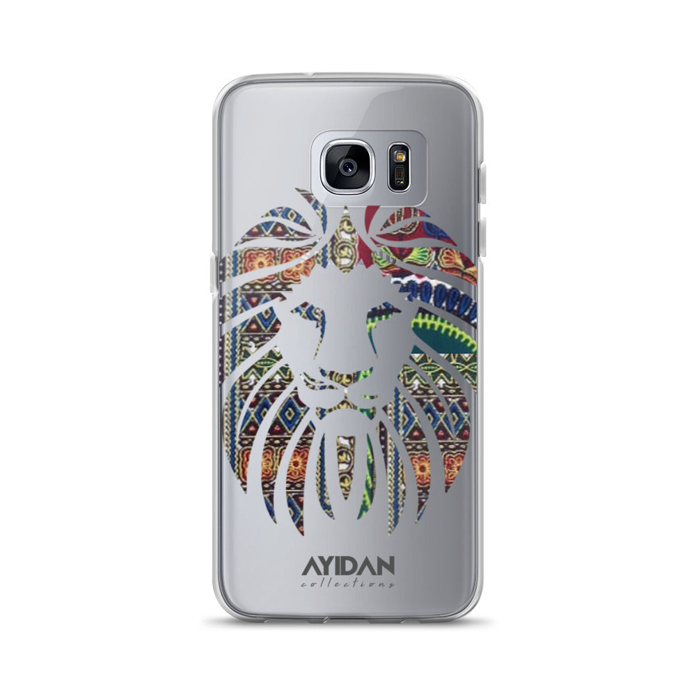 Ayidan Collections Lion Samsung Case