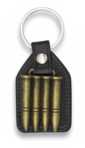 KEY RING with Bullets B64