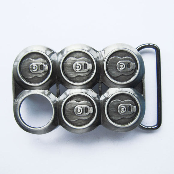 Belt Buckle - Cans.