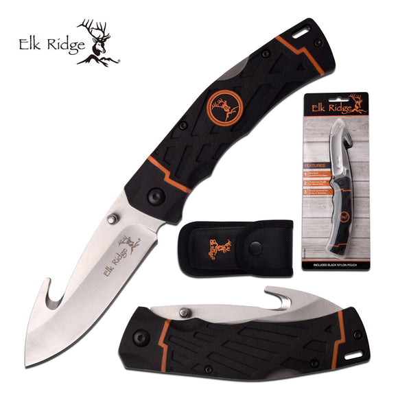 Elk Ridge Evolution Gut hook folder ER923GH