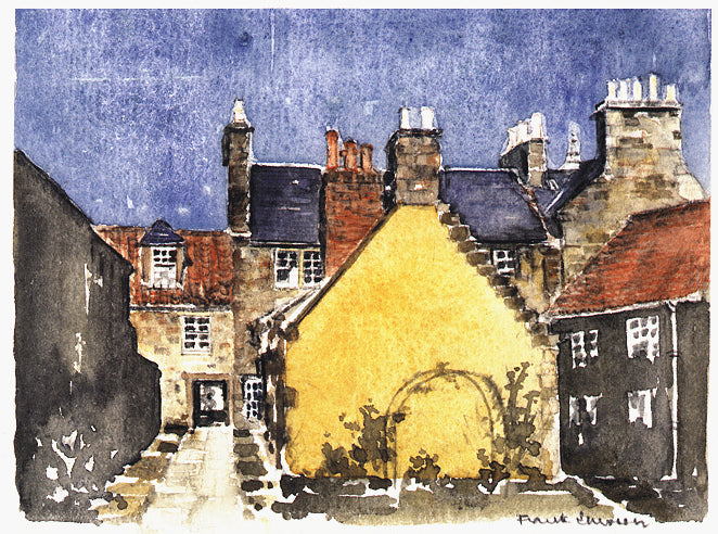 Frank Sproson 'Alison's Close, St. Andrews'