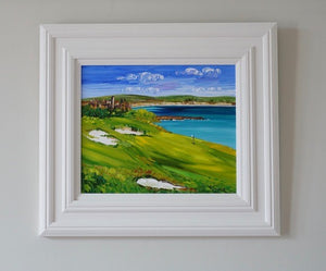 Sheila Fowler 'Castle Course St Andrews'