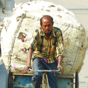Ian Ledward 'Delivery Man in New Delhi'