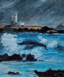 Sheila Lawson 'Elie Lighthouse'