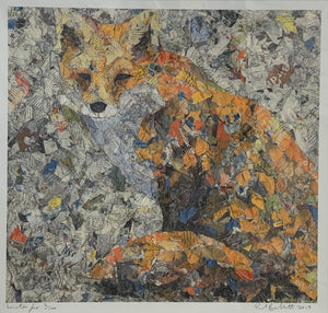 Paul Bartlett 'Winter Fox'