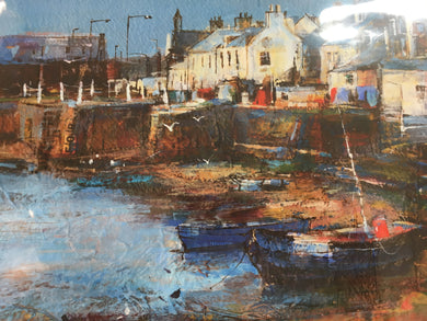 Liz Yule 'Water's Edge, Broughty Ferry'