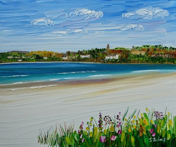 Sheila Fowler 'West Sands St Andrews'