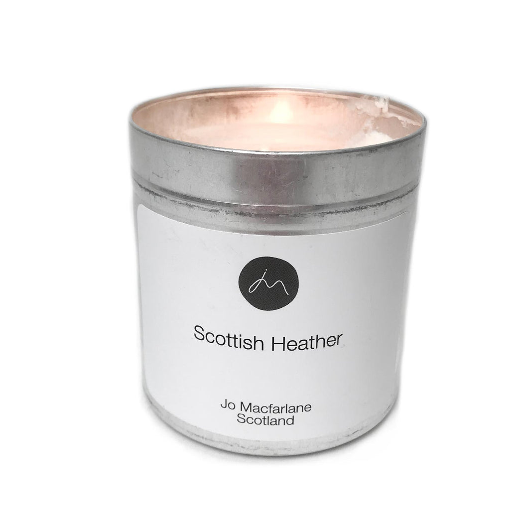 Jo Macfarlane Candles - Scottish Heather