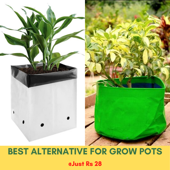 Grow Bags- LDPE Poly Bags