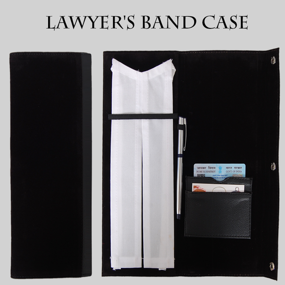 Lawyers Band Case- (Buy Lawyer's Band Case Online India ) - Gardenershopping