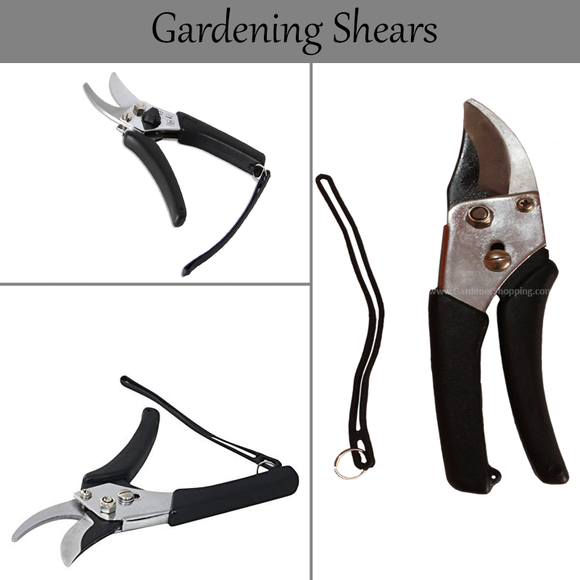 Gardening Shears- (Buy Gardening Tools/ Garden Tool Online India) - Gardenershopping