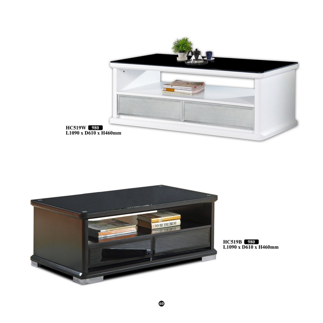 M&N - Coffee Table - Rectangle - HC519