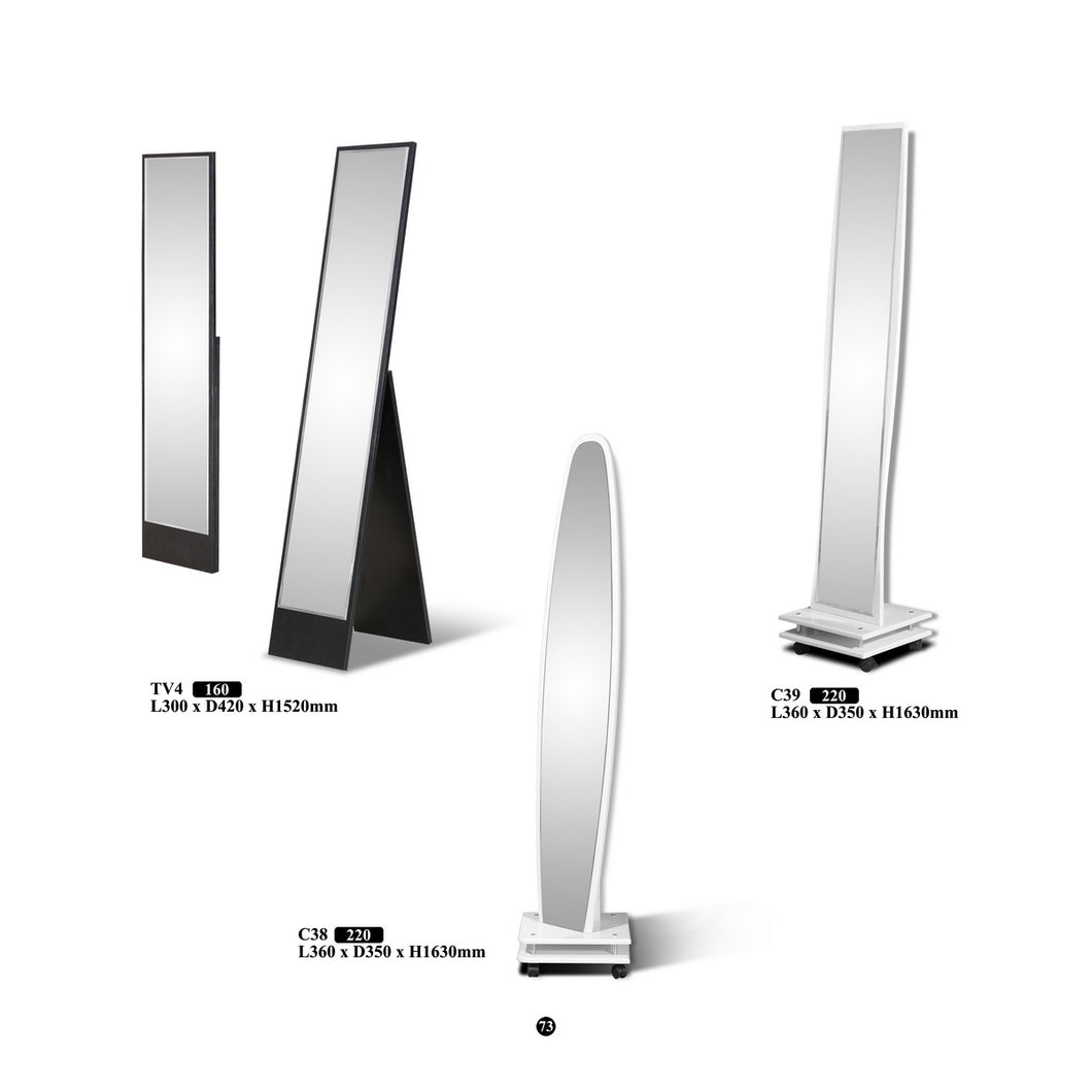 M&N - Mirror Stand Collection 2
