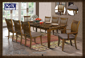 M&N-Dining Table-Rectangle