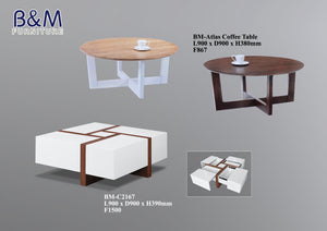 Wood - Coffee Table Collection