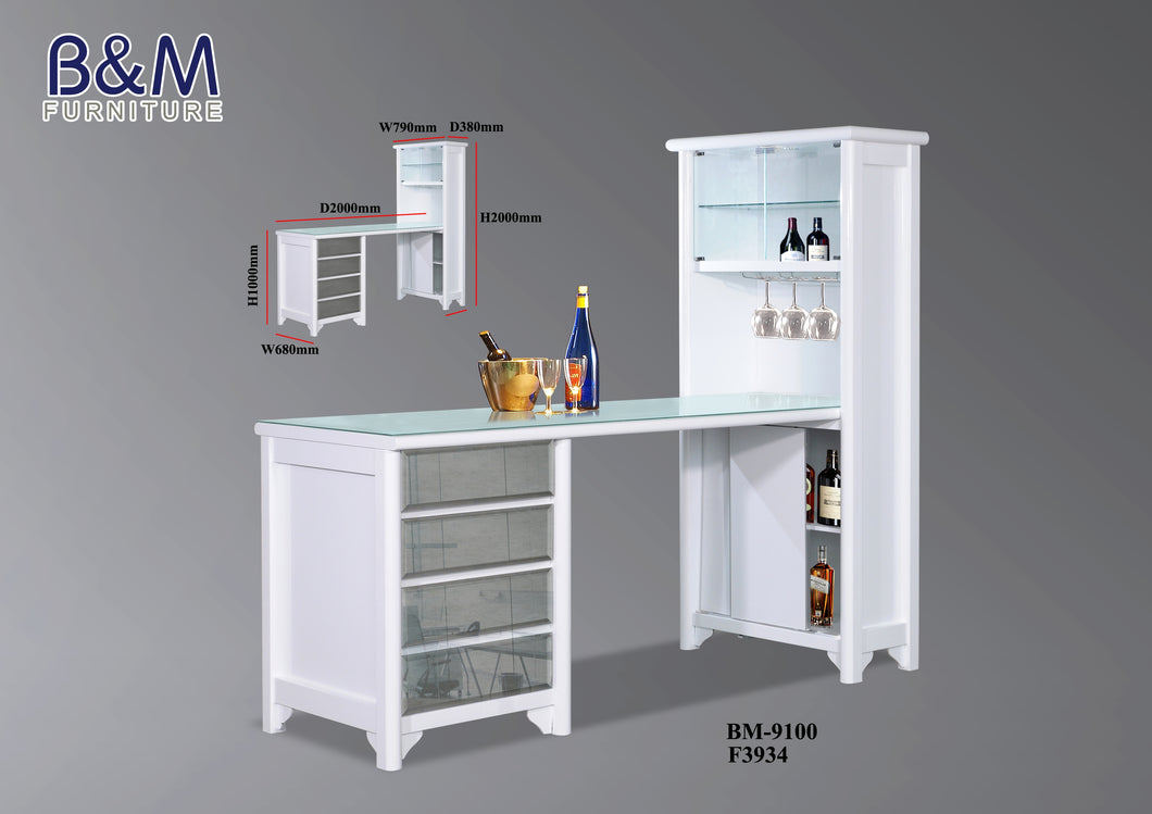 Bar Table Collection - Bar Counter