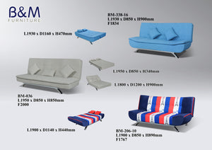 BM - Sofa Bed Collection -1