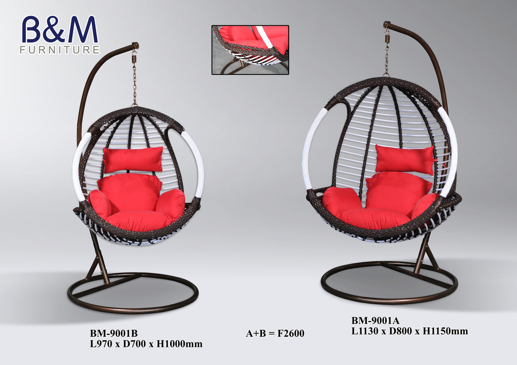 Outdoor - Swing Chair - BM-9001(A+B)