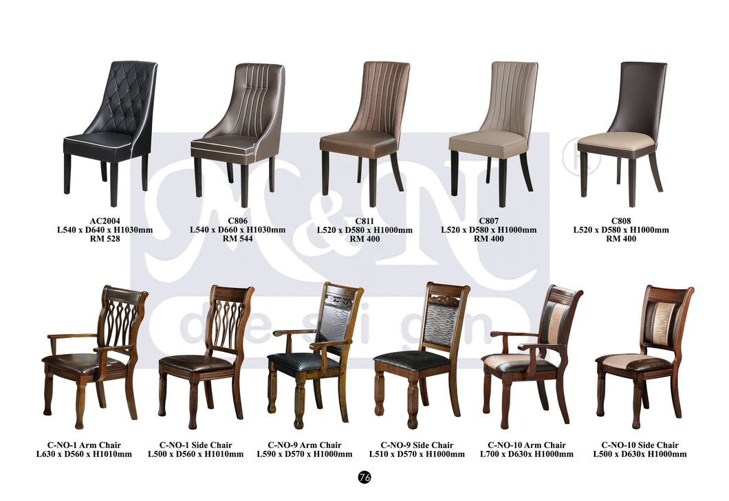Dining Chairs collection 1
