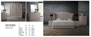 Bedroom Set - Alto AX1 Series - MAXIM
