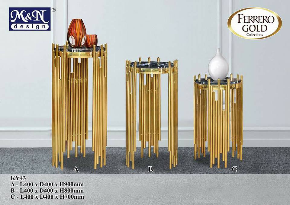 Ferrero Gold Collection - Decoration Stand  (A+B+C) - KY43