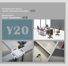 Workstation - Y20-203