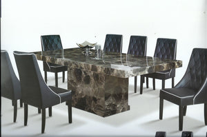 M&N-Dining Table-Rectangle(1+8)