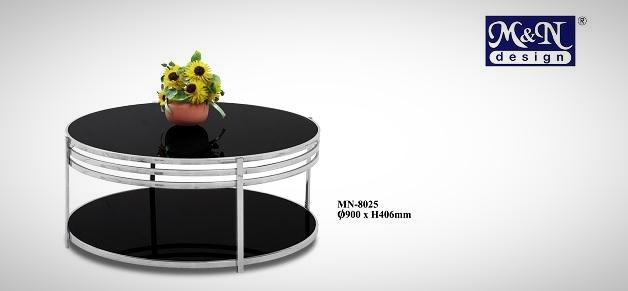 M&N - Coffee Table - Round - 8025