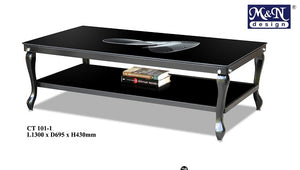 M&N - Coffee Table - Rectangle - CT-101-1