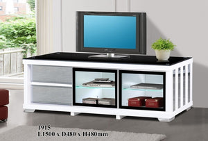 M&N - TV Cabinet - 3 door (5'ft)  - 1915