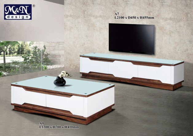 M&N - Coffee Table - Rectangle - A9